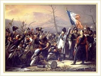Napoleon I's Hundred Days (Photo credit: David King)