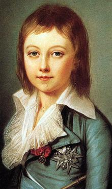 Louis XVII  Louis-Charles de France