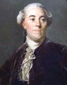 Jacques Necker, by Joseph Duplessis (Château de Versailles) (Photo credit: Wikipedia)