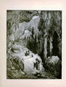 Atala, illustrated by Gustave Doré