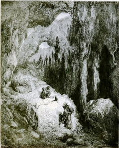 Atala, illustrated by Gustave Doré (Photo credit: Project Gutenberg [EBook #4447)