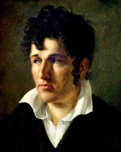 Painting by Anne-Louis Girodet de Roussy-Trioson.