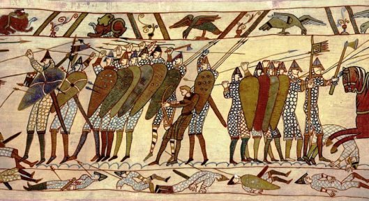 The Bayeux Tapestry thegardiancom (Photographer Getty Images)