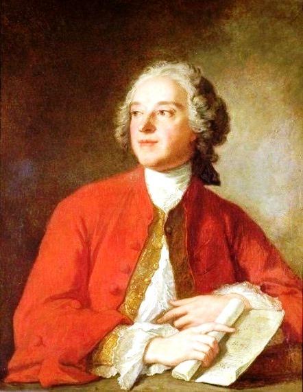 Portrait de Pierre-Augustin Caron de Beaumarchais, by Jean-Marc Nattier