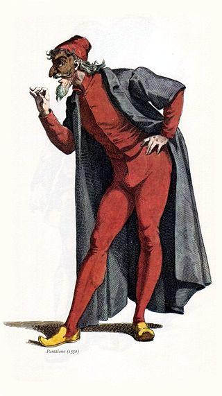 Pantalone, Maurice Sand