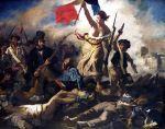 La Liberté guidant le people, Eugène Delacroix