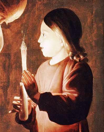 Joseph the Carpenter (detail)