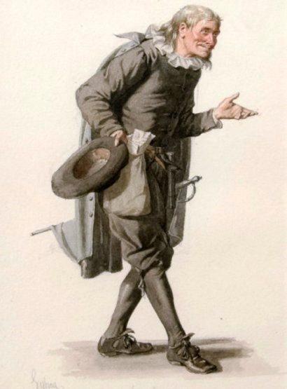 Monsieur Loyal, Edmond Geffroy