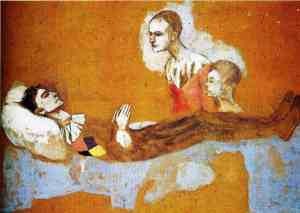 Harlequin's Death, 1906