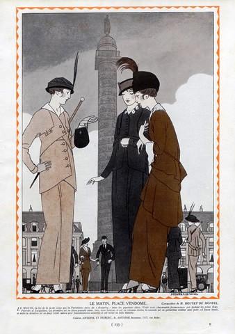 Bernard Boutet de Monvel, 1914