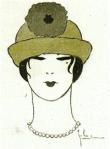Bonnet de voyage, Georges Lepage