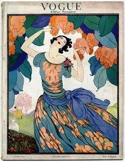 Helen Dryden, May, 1921
