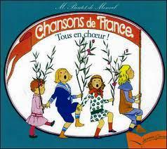 Chansons de France pour les petits enfants