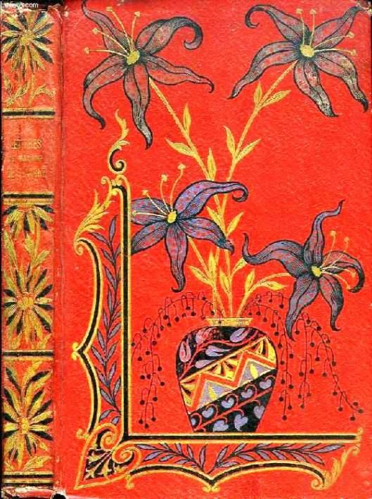 Lettres de Madame de Sévigné (book cover)
