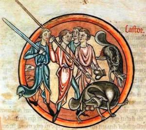 British Library, Harley MS 4751, Folio 9r