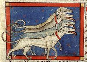 Bibliothèque Nationale de France, lat. 3630, Folio 81r The Medieval Bestiary