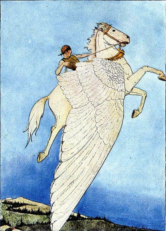 Pegasus: the Winged Horse