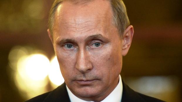 Putins phd thesis