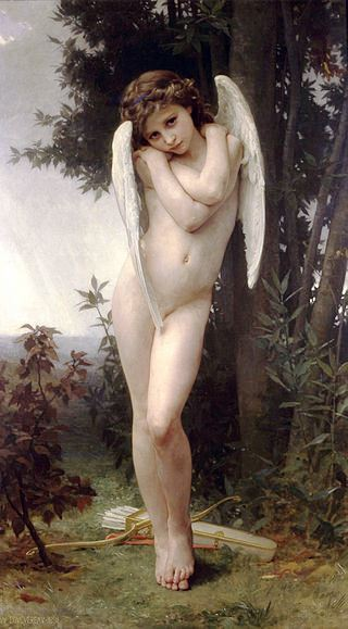 Cupidon, William Bougereau