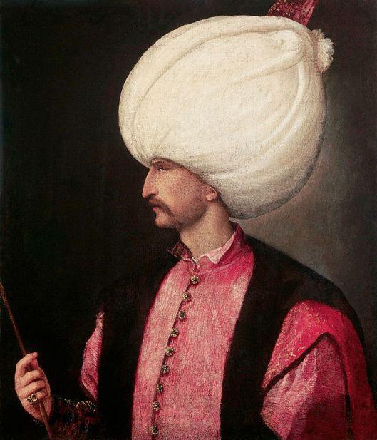 Emperor Suleiman