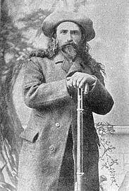 Pierre Le Royer, coureur des bois, 1889