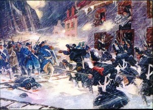 Canadian_militiamen_and_British_soldiers_repulse_the_American_assault_at_Sault-au-Matelot