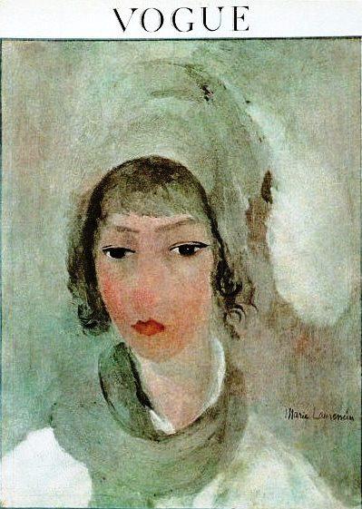 Marie Laurencin, August 1923