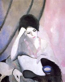 La Liseuse, vers 1913