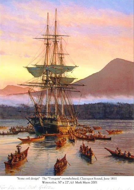 The Tonquin Ship