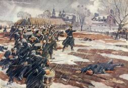 Battle of Saint-Denis, Quebec