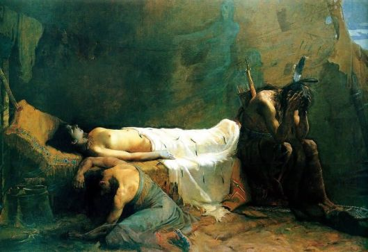 Death of Minnehaha