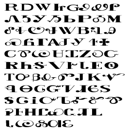 Sequoya's Syllabary
