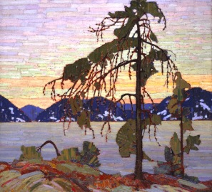 The Jack Pine by Tom Thomson, 1917