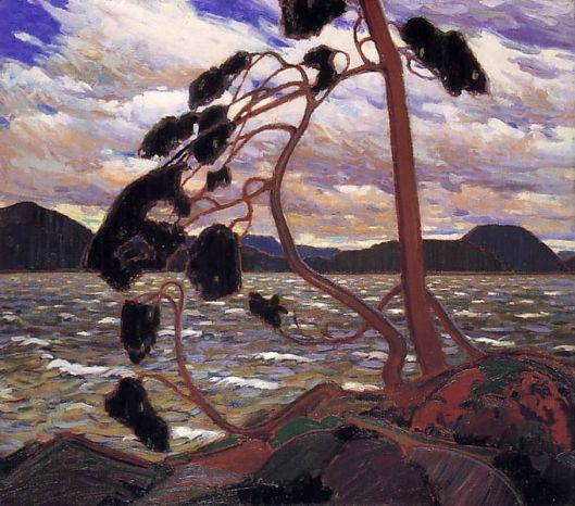 The West Wind by Tom Thomson (Photo credit: WikiArt)