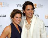 Sophie Grégoire & Justin Trudeau
