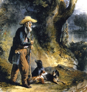 The Great Traveller, Charles-Alexandre Lesueur