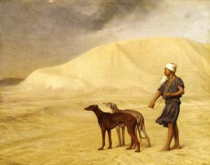 Jean-Léon_Gérôme_-_On_the_Desert_-_Walters_3734