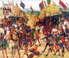 Battle of Crécy, 1346
