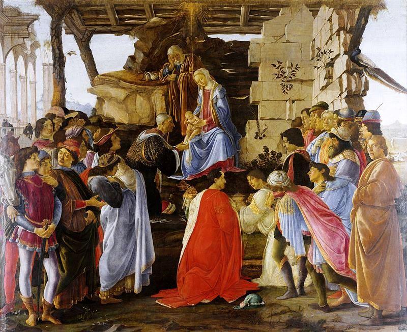 Botticelli_-_Adoration_of_the_Magi_(Zanobi_Altar)_-_Uffizi