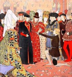 Jeanne d'Arc, p. 11 (Joan identifies Charles VII)
