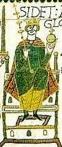 KingHaroldEnthroned_Detail_BayeuxTapestry