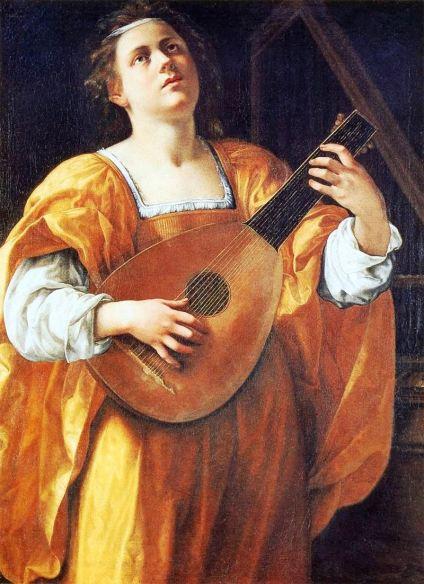 800px-Artemisia_Gentileschi_-_St_Cecilia_Playing_a_Lute_-_WGA08561