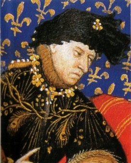 "Charles VI, the ""Mad"""