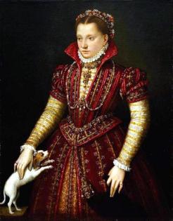 Portrait of a Noblewoman, 1580