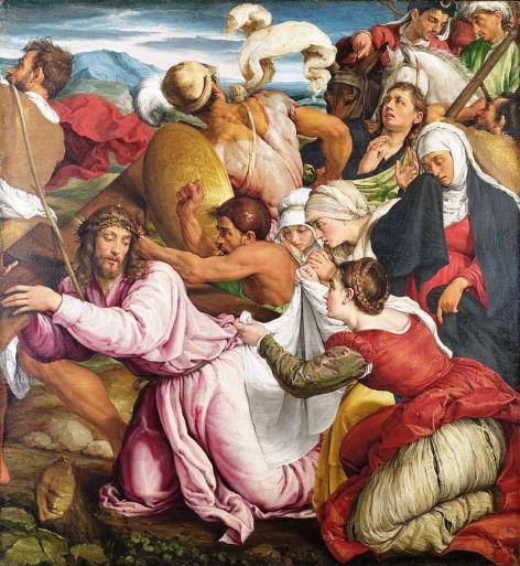 800px-Jacopo_Bassano_-_The_Way_to_Calvary_-_Google_Art_Project