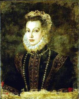Élisabeth de Valois, Queen of Spain