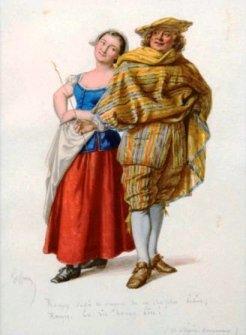 Gros-René, a type