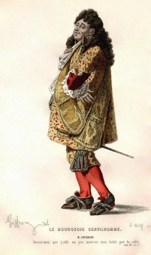 Le-bourgeois-gentilhomme