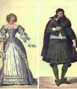 Elmire & Tartuffe