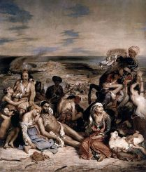 Massacre at Chios, 1824
